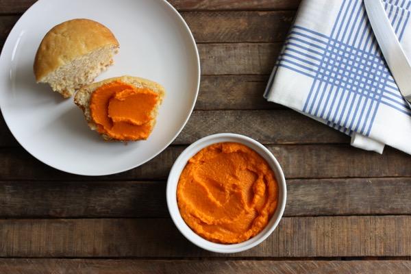 Carrot Miso Butter // Choosing Raw