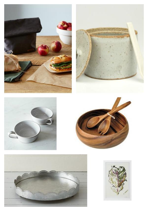 Kitchen home collage