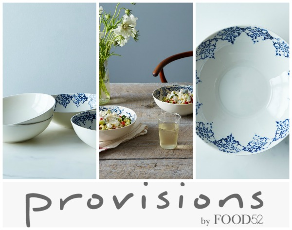 Provisions collage