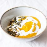 Roasted Kabocha Squash and Pear Bisque