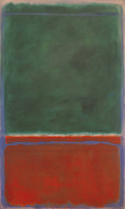 Green-and-Maroon-by-Mark-Rothko-1953