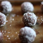 Raw Cacao Goji Truffles and a special announcement!