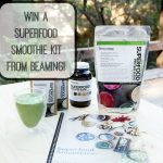Holiday Giveaway: Win a Superfood Smoothie Kit from Beaming