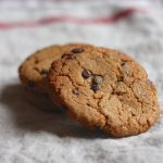 Almond Butter Chocolate Chip Cookies from Gina Harney's HIIT It! (plus a giveaway)