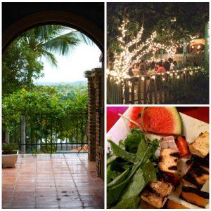Vegan Dining in Vieques, PR