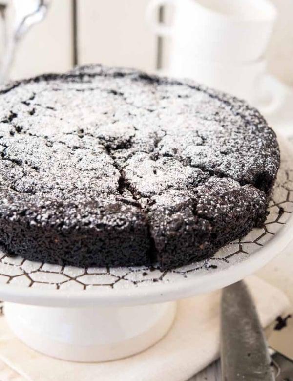 Jessica Nadel's Zucchini Chocolate Cake