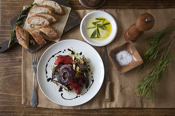 Roasted Vegetables blog