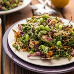 Jess Nadel's Shredded Rainbow Salad and Greens 24/7 Giveaway