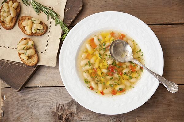 White bean soup blog