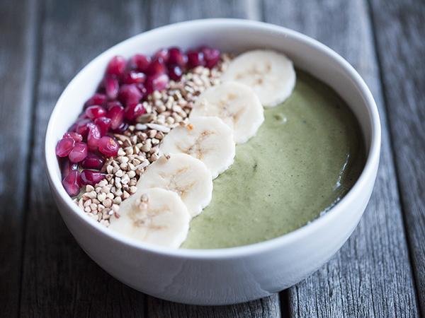 Banana avocado ice cream 8