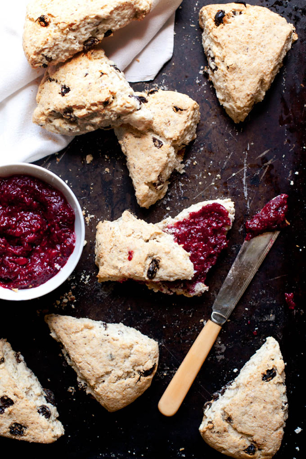 gluten-free-irish-soda-bread-scones-vegan-final-2-ourfourforks