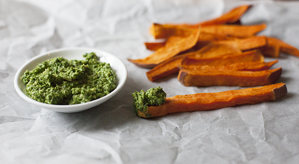 parsley and pumpkinseed chimichurri 2