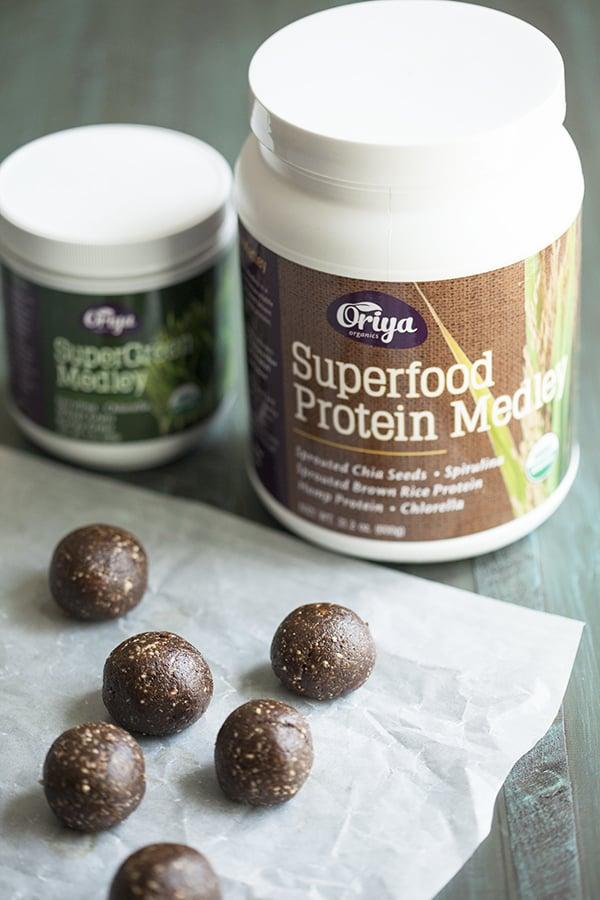 Oriya Organics Protein