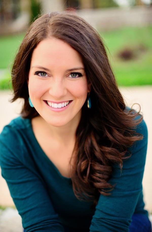 Megan Gilmore AUTHOR PHOTO