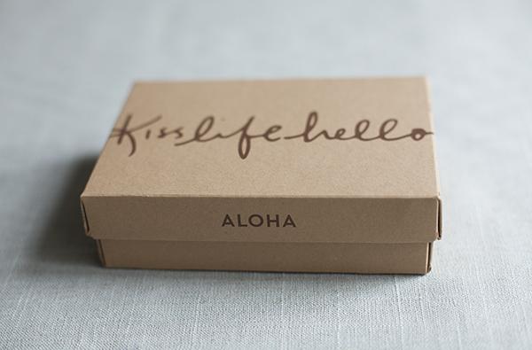 Aloha Chocolate Box