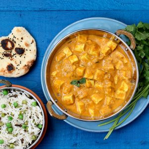 Mango Curry Tofu from Vegan Richa's Indian Kitchen (and a giveaway!)