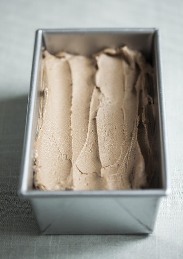 Creamy Raw Chocolate Ice Cream