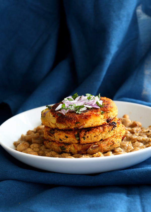 SmallPlates-potato quinoa patties