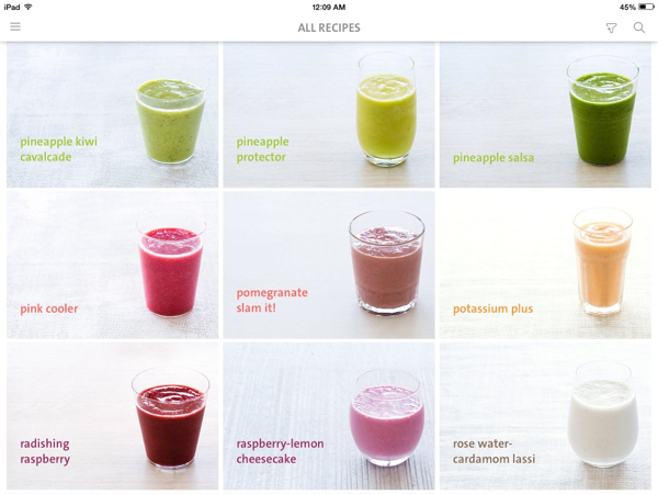 Smoothie Food Processor Recipe