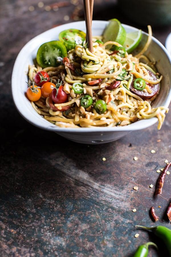 Firey-Schezwan-Peanut-and-Chili-Zucchini-Noodles-8