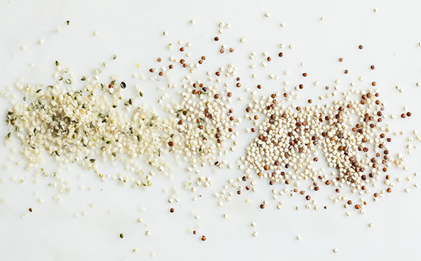 Plant Based Protein Combinations 2