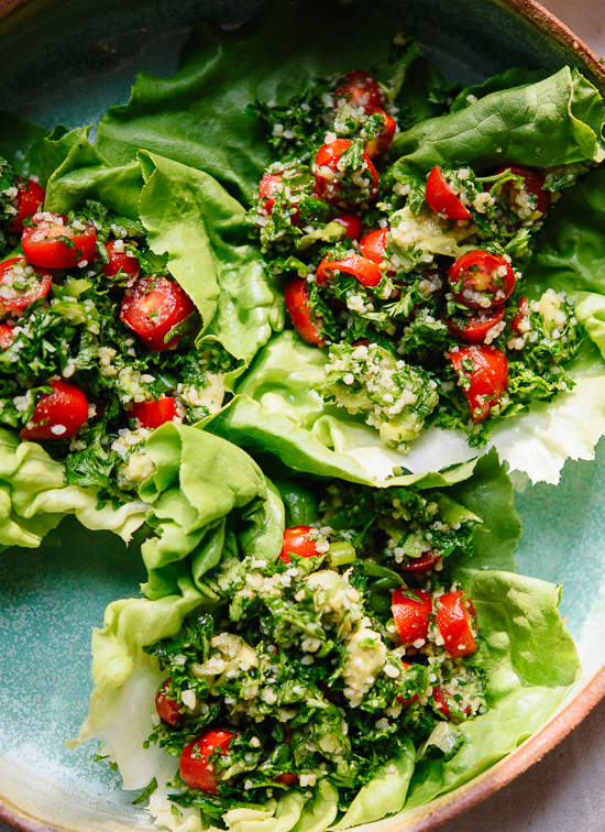 avocado-tabbouleh-lettuce-wraps