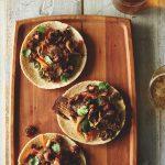 Cauliflower and Oyster Mushroom Tacos from Food52 Vegan