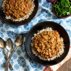 Slow Cooker Masala Lentils | An Easy, Flavorful Vegan Dinner | The Full Helping