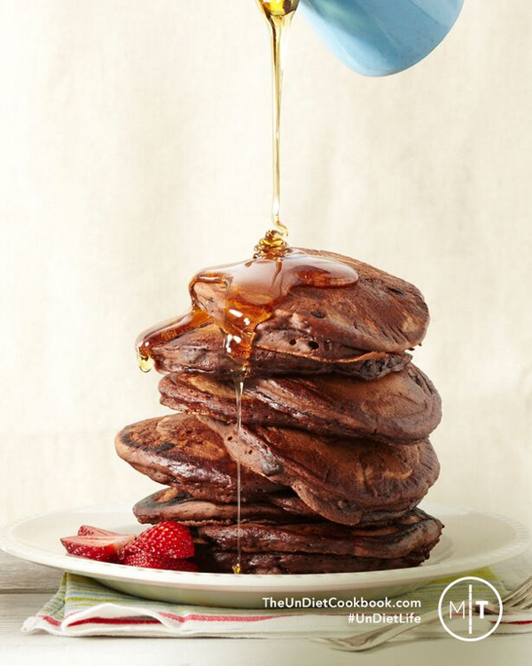 chocolate pancakes telpner