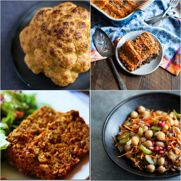 25 Awesome Ideas for Your Vegan Thanksgiving Celebration! | The Full Helping