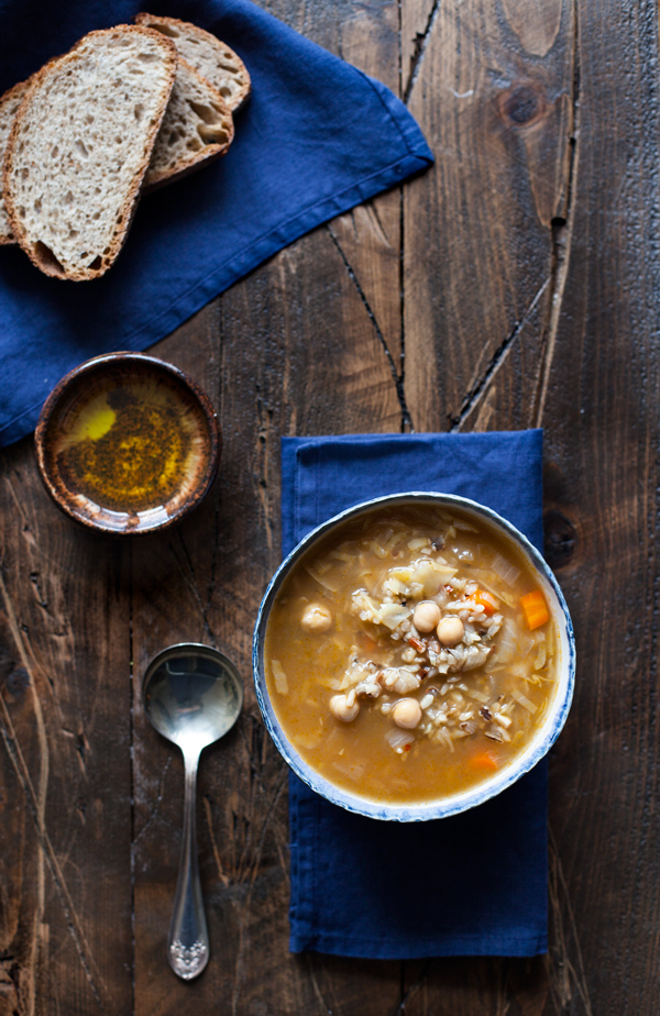 Rustic-cabbage-chickpea-and-wild-rice-soup-4