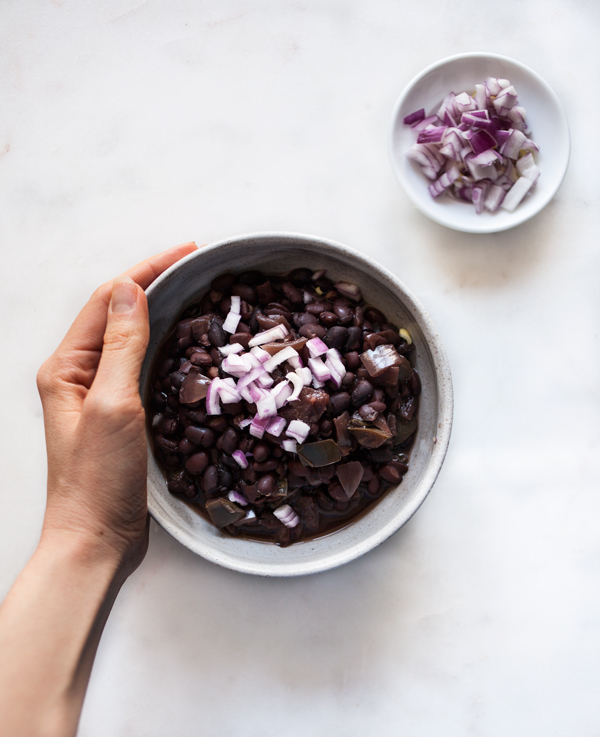 Easy Slow Cooker Cuban Black Beans   The Full Helping
