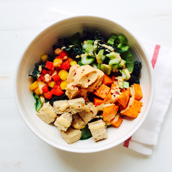 How to Create a Perfect Vegan Lunch Bowl   The Full Helping