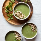 Super simple, very green soup | The Full Helping