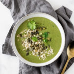 Super Simple, Very Green Soup