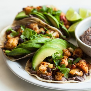 Cauliflower Huevos Rancheros | The Full Helping