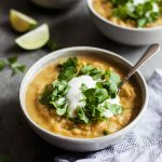 Savory Spiced Egyptian Red Lentil Soup