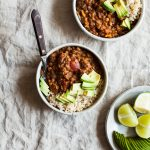 Slow Cooker Two Lentil Chili