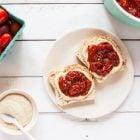 Easy, Versatile Homemade Cherry Tomato Jam | The Full Helping