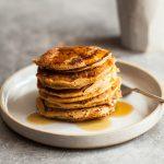 Sweet Potato Millet Pancakes