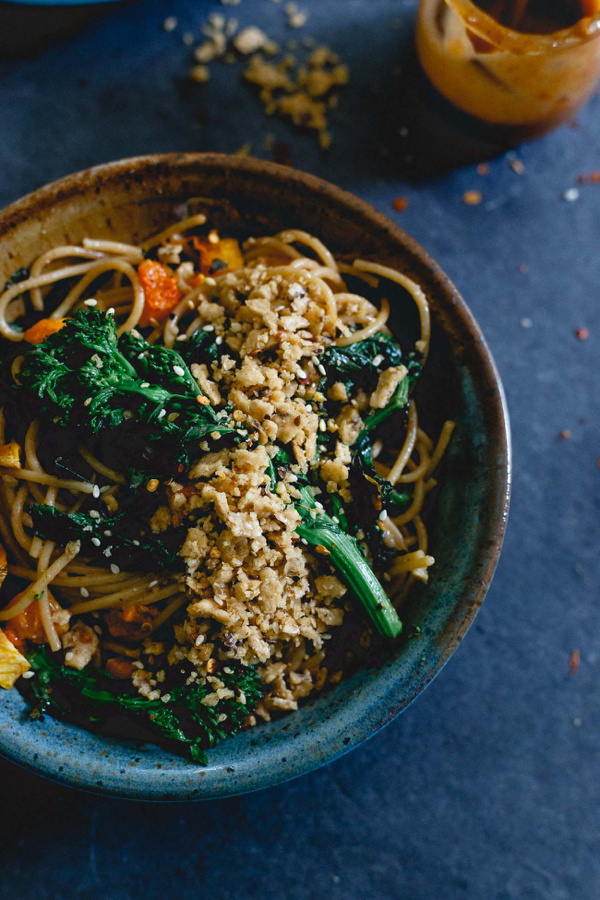 roasted-broccoli-rabe-and-butternut-squash-almond-butter-pasta-6