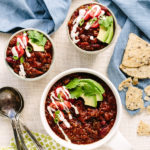 Ashley Melillo's Easy Does It Sunday Evening Chili