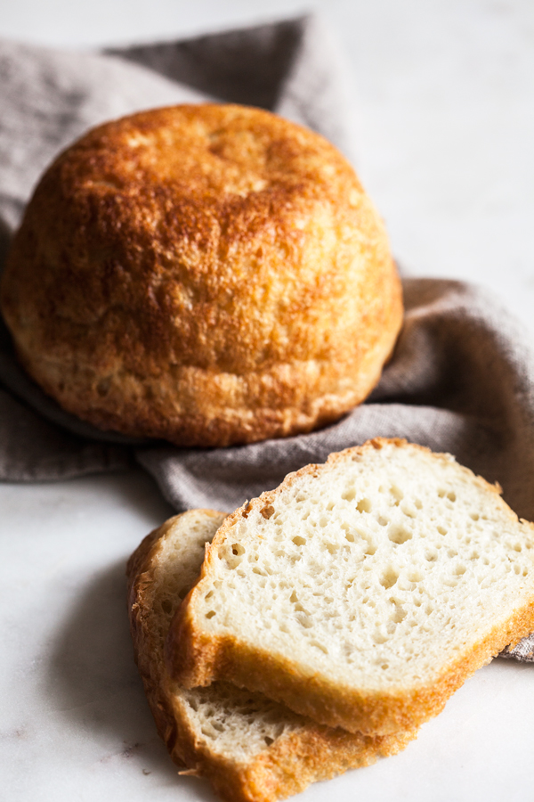 Peasant Bread | The Full Helping