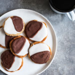 NYC Vegan's Black and White Cookies