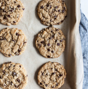 America's Test Kitchen Vegan Chocolate Chip Cookies