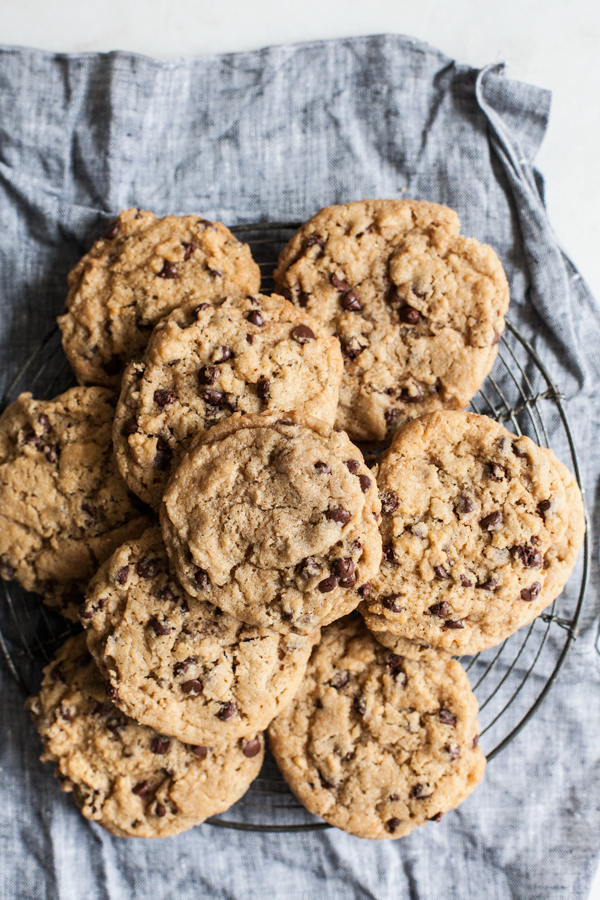 America S Test Kitchen Vegan Chocolate Chip Cookies The Full Helping