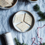 Vegan, Gluten-Free Holiday Citrus Shortbread