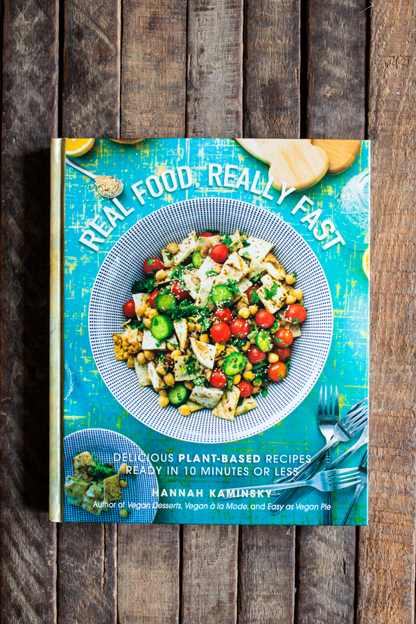 Hannah Kaminsky's Real Food, Really Fast | The Full Helping