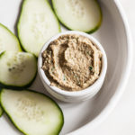 Simple Lentil & Pumpkin Seed Dip