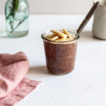 Banana Mocha Overnight Oats